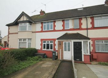 Thumbnail 2 bed terraced house for sale in Denison Road, Feltham, Middlesex