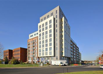 Thumbnail 1 bed flat for sale in Franklin Court, Shenley Road, Borehamwood, Hertfordshire