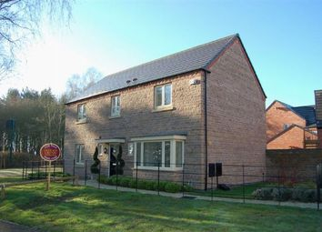 Thumbnail 4 bedroom detached house for sale in Hardy Close, Duston, Northampton