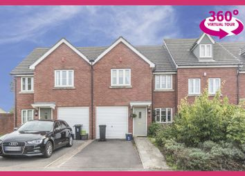 Thumbnail 4 bed semi-detached house for sale in Stelvio Park Gardens, Newport