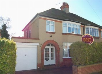 Thumbnail 3 bedroom semi-detached house for sale in Rushmere Avenue, Abington, Northampton