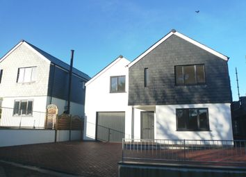 Thumbnail 4 bed detached house for sale in Boundary Row, Trewirgie Hill