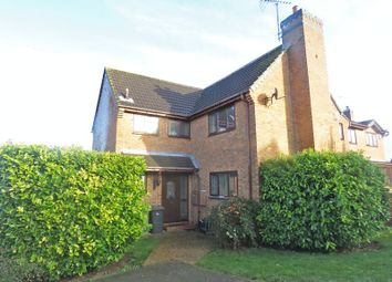 Thumbnail 4 bed detached house for sale in Denford Way, Wellingborough