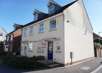 Thumbnail 3 bedroom semi-detached house to rent in Millards Close, Hilperton Marsh, Trowbridge