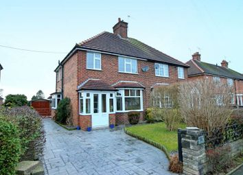 Thumbnail 3 bed semi-detached house for sale in Wybunbury Road, Willaston, Nantwich