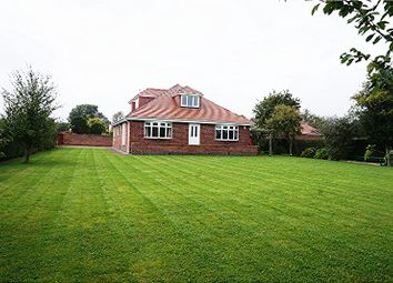 Thumbnail 5 bedroom detached bungalow for sale in Cottage Pasture Lane, Nottingham