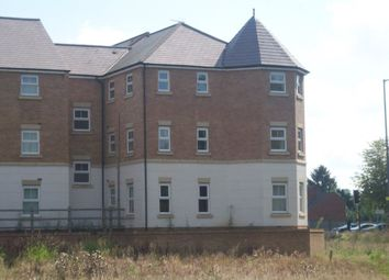 Thumbnail 2 bed flat to rent in Cherryburn Walk, Bilton, Rugby