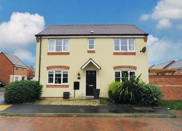 Thumbnail 3 bed detached house for sale in Avocet Drive, Willington, Derby
