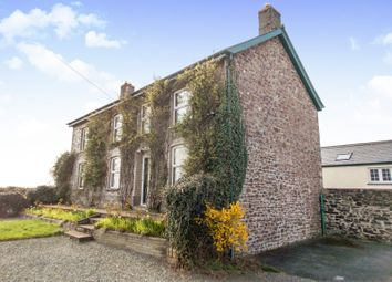 Thumbnail 5 bed detached house for sale in Liftondown, Lifton