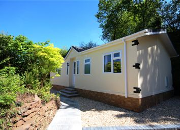 Thumbnail 2 bed mobile/park home for sale in Cleevewood Park, Cleeve Wood Road, Downend, Bristol