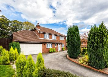 Thumbnail 4 bed detached house for sale in Hall Gardens, Bramcote, Nottingham