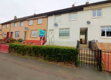 Thumbnail 3 bedroom terraced house for sale in Noldrum Avenue, Glasgow