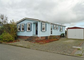 Thumbnail 2 bedroom mobile/park home for sale in Meadow View Park, Silloth, Wigton, Cumbria