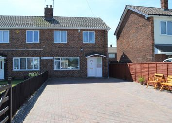 Thumbnail 3 bed semi-detached house for sale in Cameron Road, Leasowe