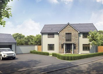 Thumbnail 5 bedroom detached house for sale in Sampys Hill, Mawnan Smith, Falmouth