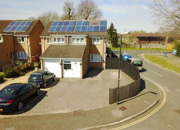 Thumbnail 3 bed property for sale in Mountbatten Close, Crawley