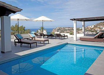 Thumbnail 5 bed villa for sale in Villa With Fantastic Sea Views, Cala Llamp, Mallorca, Balearic Islands, Spain