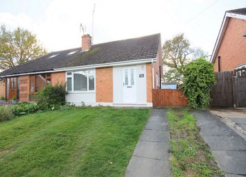 Thumbnail 2 bed semi-detached bungalow for sale in Leyside, Rayne, Braintree, Essex