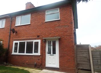 Thumbnail 3 bed semi-detached bungalow to rent in Ashfield Crescent, Stourbridge