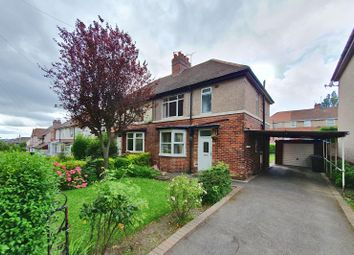 3 bed semi-detached house for sale in Ridgeway Road, Gleadless, Sheffield S12