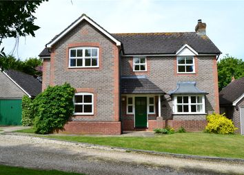 Thumbnail 4 bed detached house to rent in Basingstoke Road, Kingsclere, Newbury, Hampshire