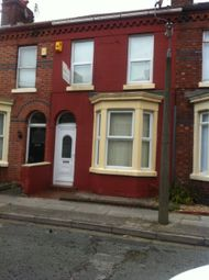 Thumbnail 2 bed terraced house to rent in Thurnham Street, Liverpool