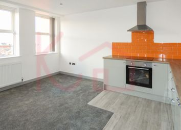 Thumbnail 1 bed flat to rent in 304 St Peter's House, Doncaster