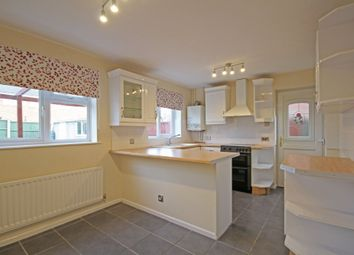 Thumbnail 3 bed semi-detached house to rent in Westminster Drive, Stretton, Burton-On-Trent