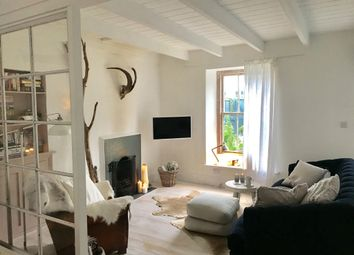 Thumbnail 2 bed terraced house for sale in Lynwood Terrace, Mousehole Lane, Mousehole, Penzance, Cornwall.