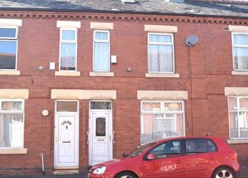 Thumbnail 3 bed terraced house to rent in Lytton Avenue, Manchester