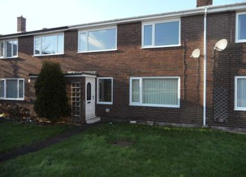 Thumbnail 3 bed terraced house to rent in Pegswood, Morpeth