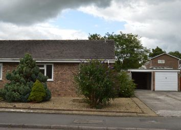 Thumbnail 2 bed detached bungalow for sale in Bridge Close, Gillingham
