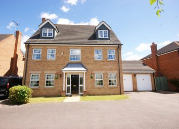 Thumbnail 5 bed detached house for sale in Harlequin Drive, Spalding