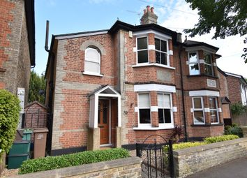 Thumbnail 3 bedroom semi-detached house for sale in Alma Road, Carshalton