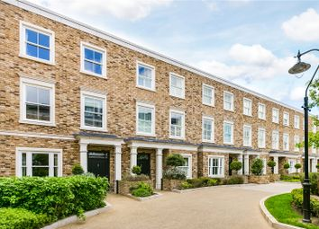Thumbnail 4 bed terraced house for sale in Palladian Gardens, London