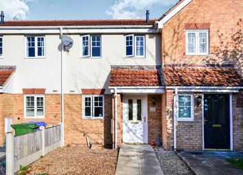 Thumbnail 2 bed terraced house for sale in Scholars Way, Mansfield, Nottinghamshire