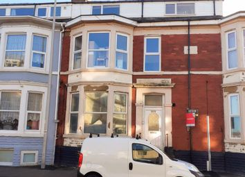 Thumbnail 1 bedroom flat for sale in Flat 6, 203 Dickson Road, Blackpool