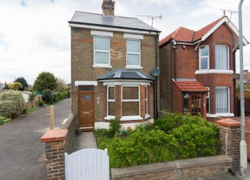 Thumbnail 3 bed detached house for sale in Devon Avenue, Walmer, Deal