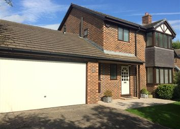 Thumbnail 4 bed property for sale in Muirfield Close, Preston
