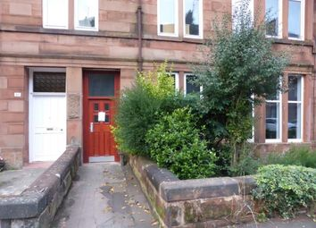Thumbnail 1 bed flat to rent in Woodford Street, Shawlands, Glasgow