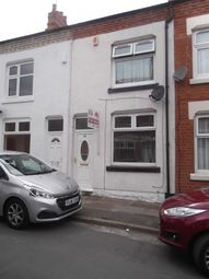 Thumbnail 2 bed terraced house for sale in Newington Street, Leicester