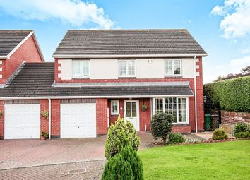 Thumbnail 4 bed detached house for sale in Harraby Gardens, Carlisle
