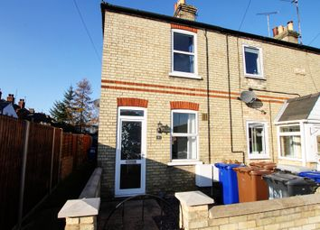 Thumbnail 2 bed terraced house to rent in Croft Cottages, Croft Road, Newmarket