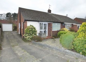 Thumbnail 2 bedroom semi-detached bungalow for sale in Harpur Crescent, Alsager, Stoke-On-Trent