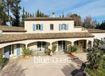 Thumbnail 5 bed property for sale in Roquefort-Les-Pins, Alpes-Maritimes, 06330, France