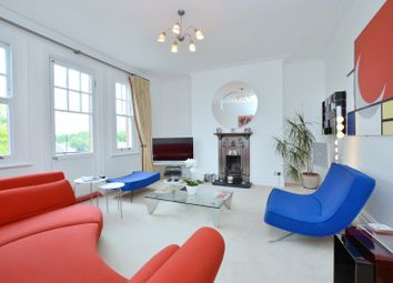 Thumbnail 3 bed flat for sale in Prebend Mansions, Chiswick High Road, London