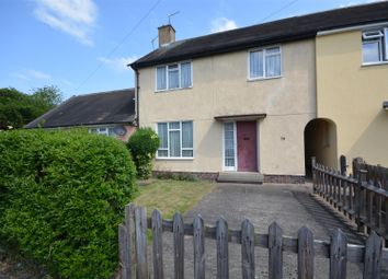 Thumbnail 3 bed terraced house for sale in Wrenthorpe Vale, Clifton, Nottingham