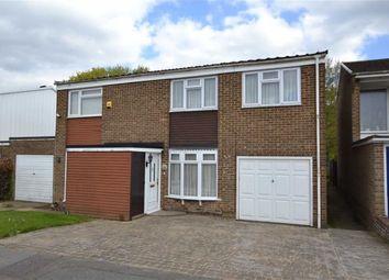 Thumbnail 3 bed property for sale in Sedley Close, Rainham, Gillingham