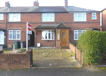 Thumbnail 2 bed terraced house for sale in Belle Vue Road, Rowley Regis