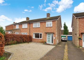 Thumbnail 3 bed semi-detached house for sale in Elm Close, Chinnor, Oxfordshire